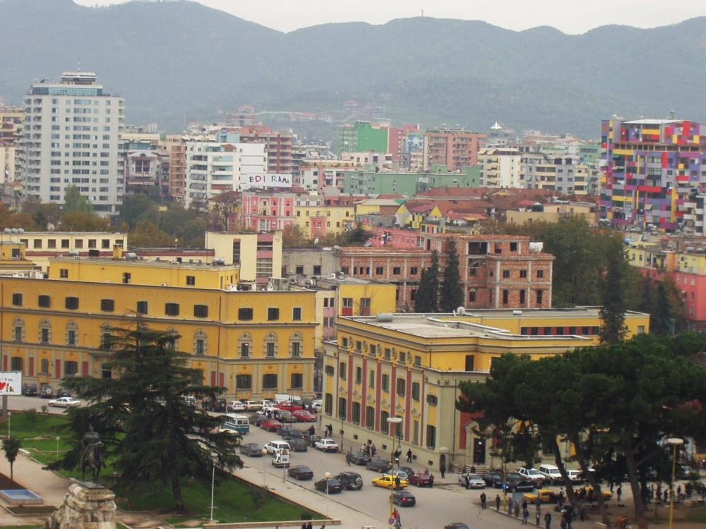 Tirana-2003