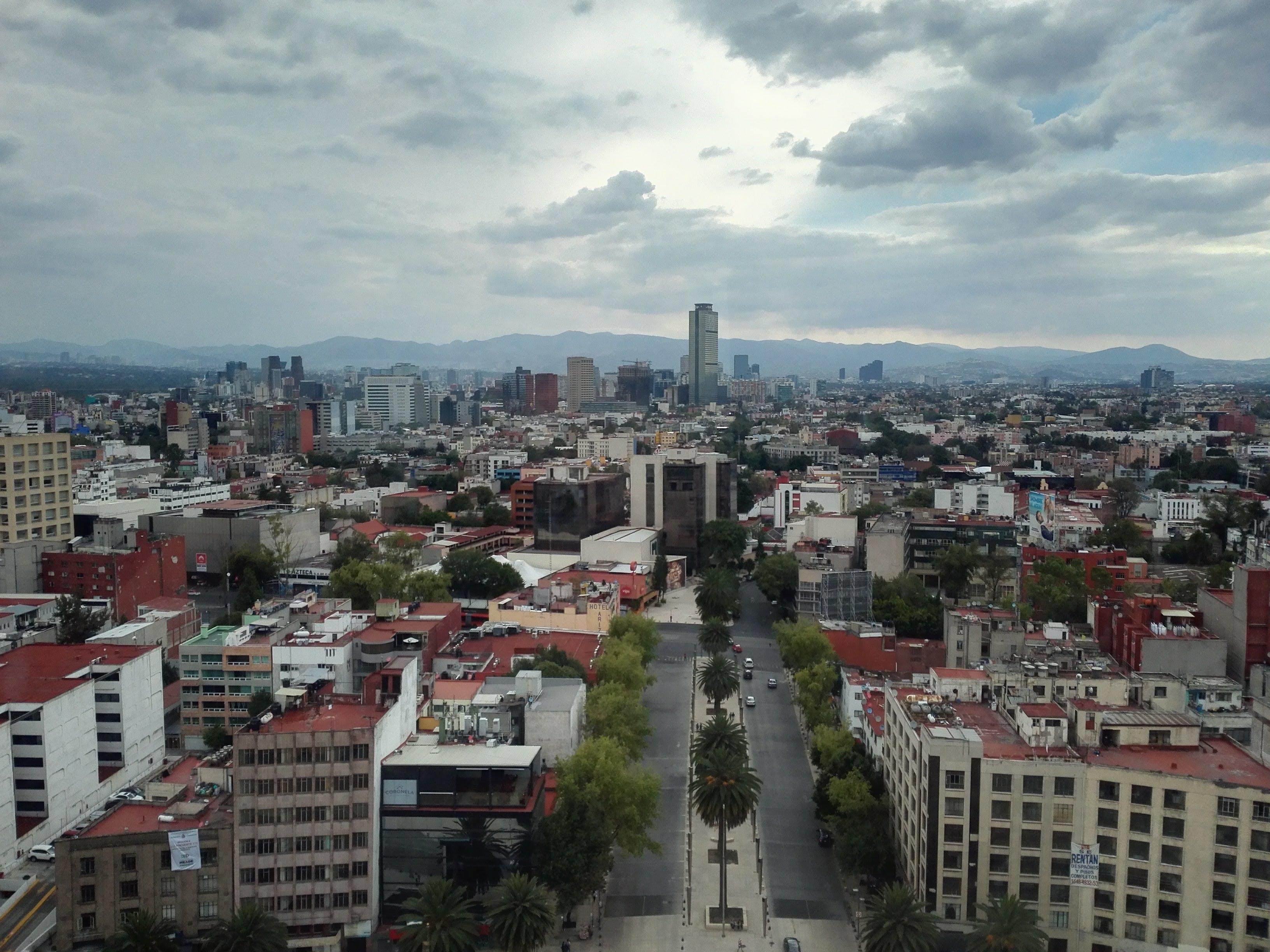 SDG 11, Mexico City