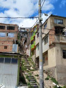 Ciudad Bolívar, TransMiCable, Bogotá, parCitypatory