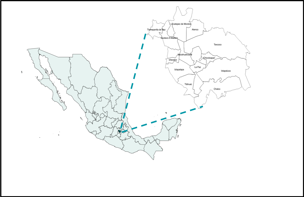 Ensamble, NGO, Mexico City, ParCitypatory